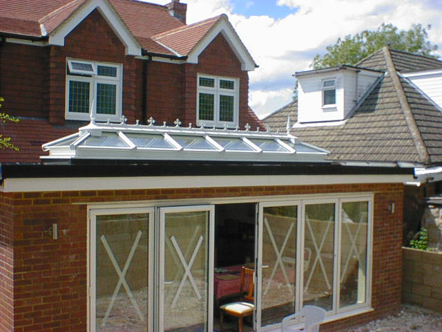 large chalet bungalow extension marlow bottom