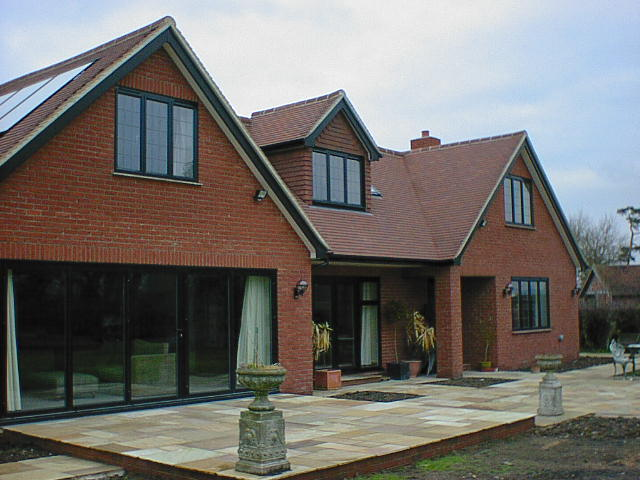 large house extension in green belt oxfordshire