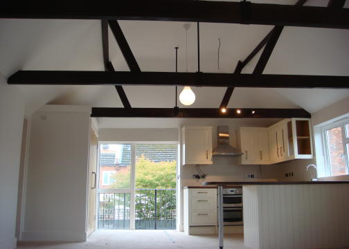 office to flat apartment conversion marlow