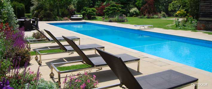 Outdoor swimming pools Christopher Hunt Marlow Buckinghamshire